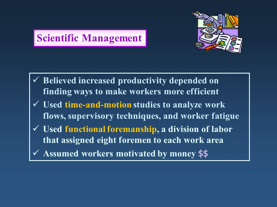 Chapter 2 Learning from the History of Management Thought - ppt download