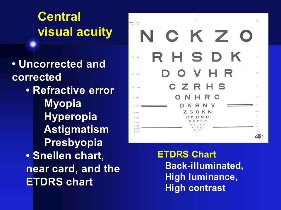 What Every Physician Should Know About The Eye Ppt Download