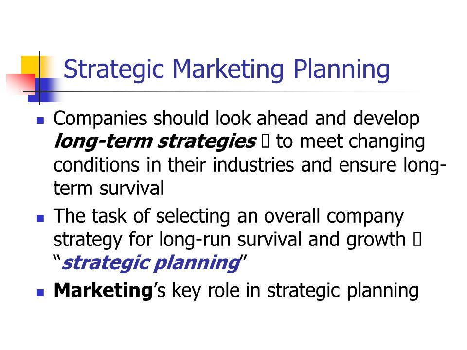Market-Oriented Strategic Planning - ppt video online download