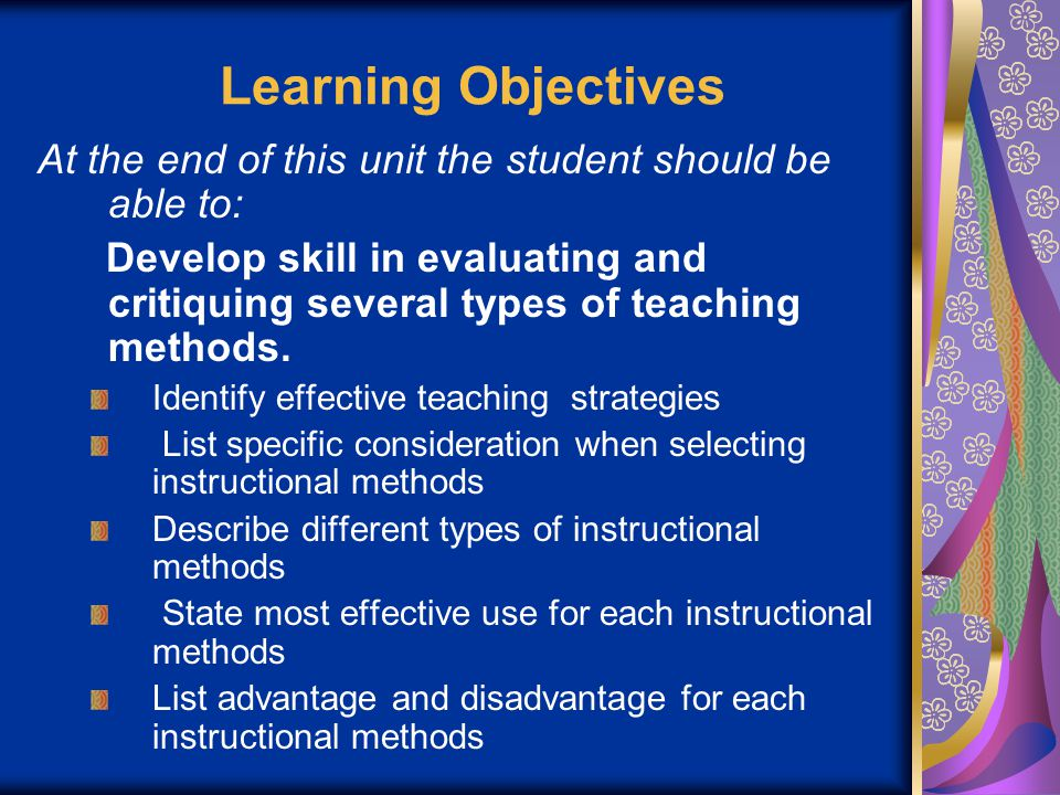 Principles Of Learning And Teaching Course Ppt Download