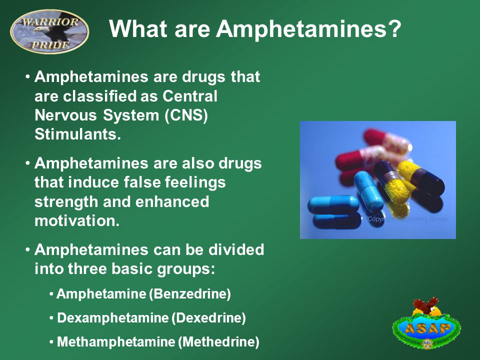 amphetamines please select slide show on the powerpoint toolbar and