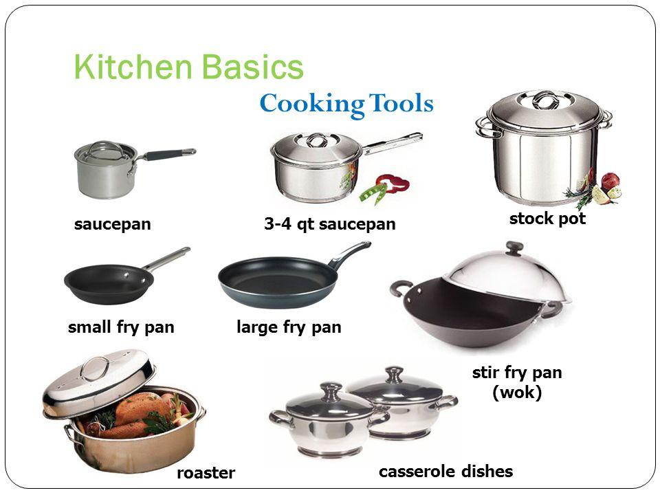10 kitchen - Kitchen Basics