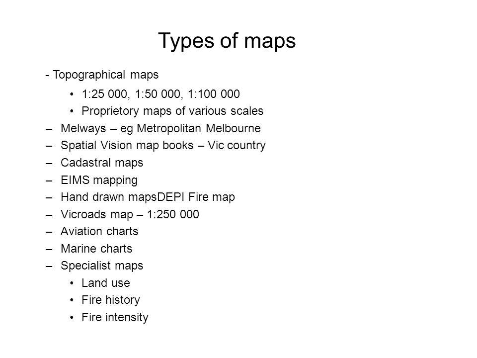 map reading navigation ppt download