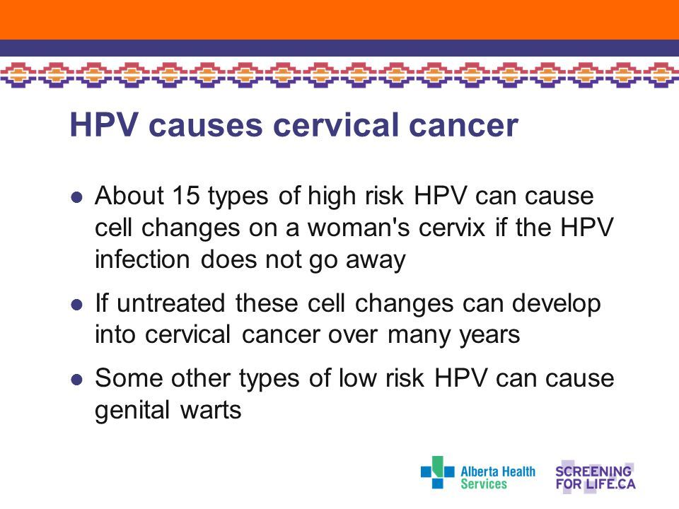 Hpv high risk does it go away - Does hpv high risk go away