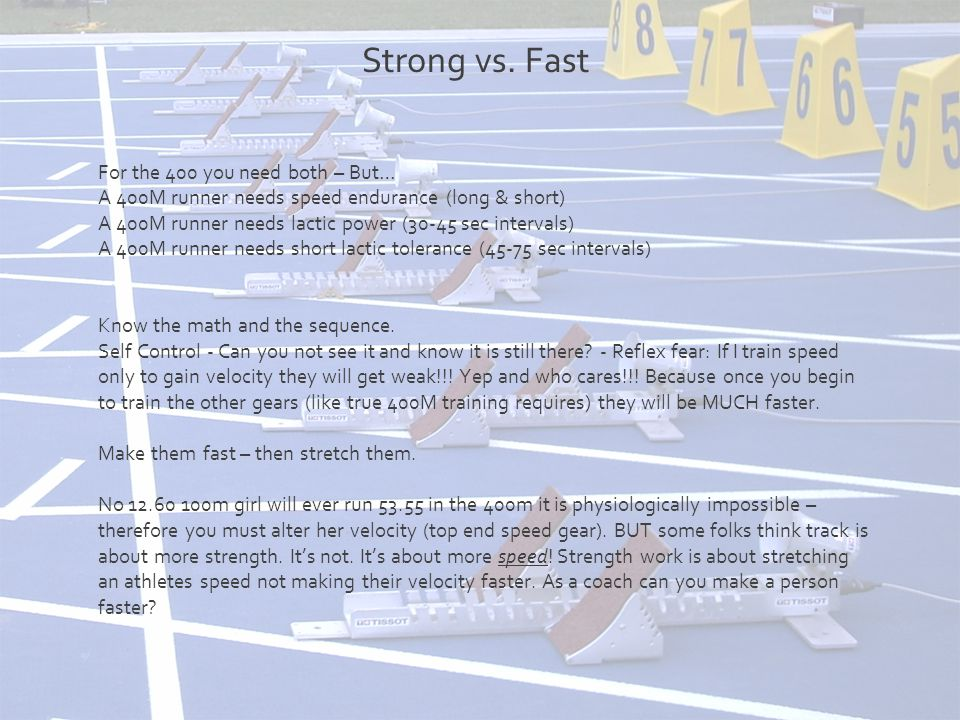 Head Coach Seattle Speed - ppt download