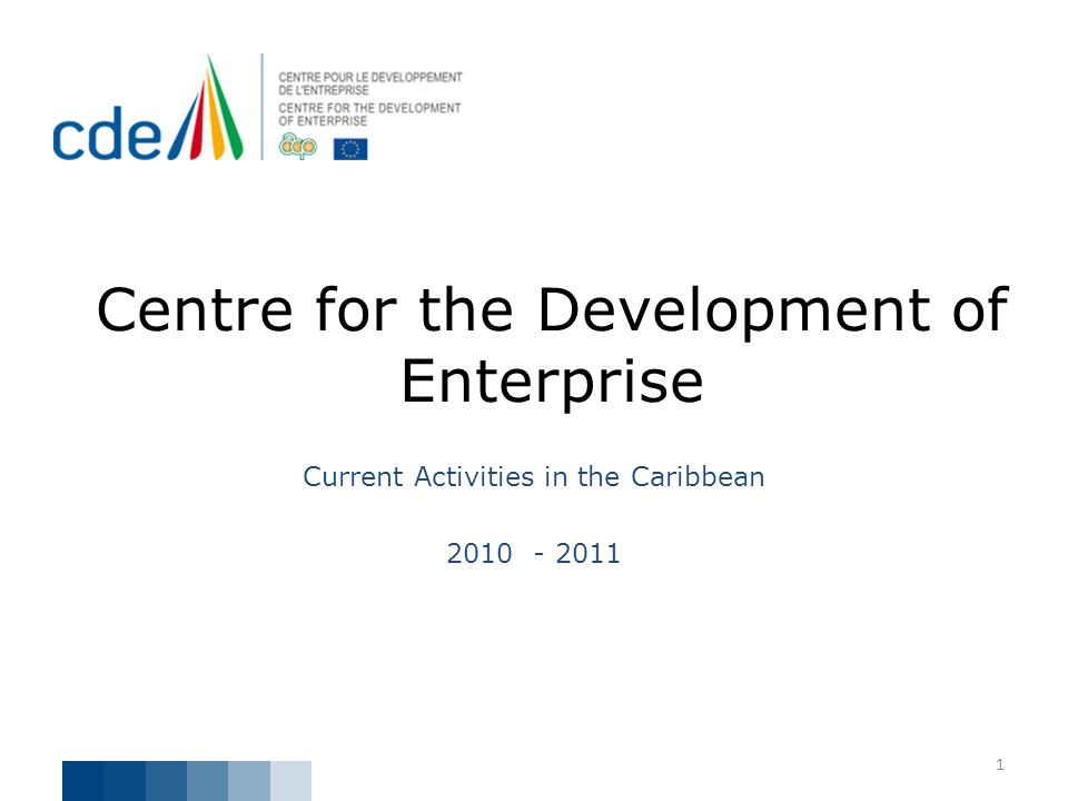 Centre for the Development of Enterprise