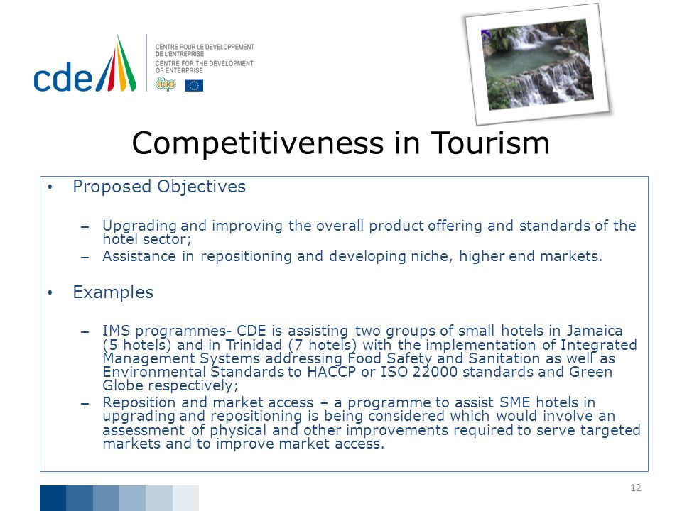 Competitiveness in Tourism