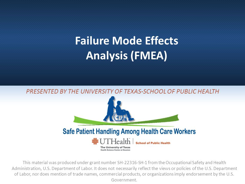 failure mode and effects analysis pdf