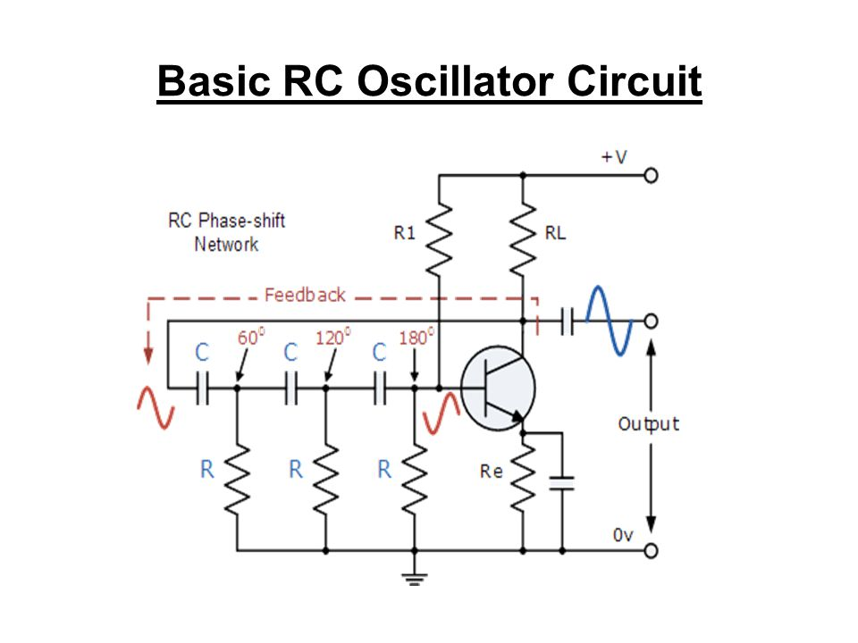 oscillators ppt video online download rh slideplayer com