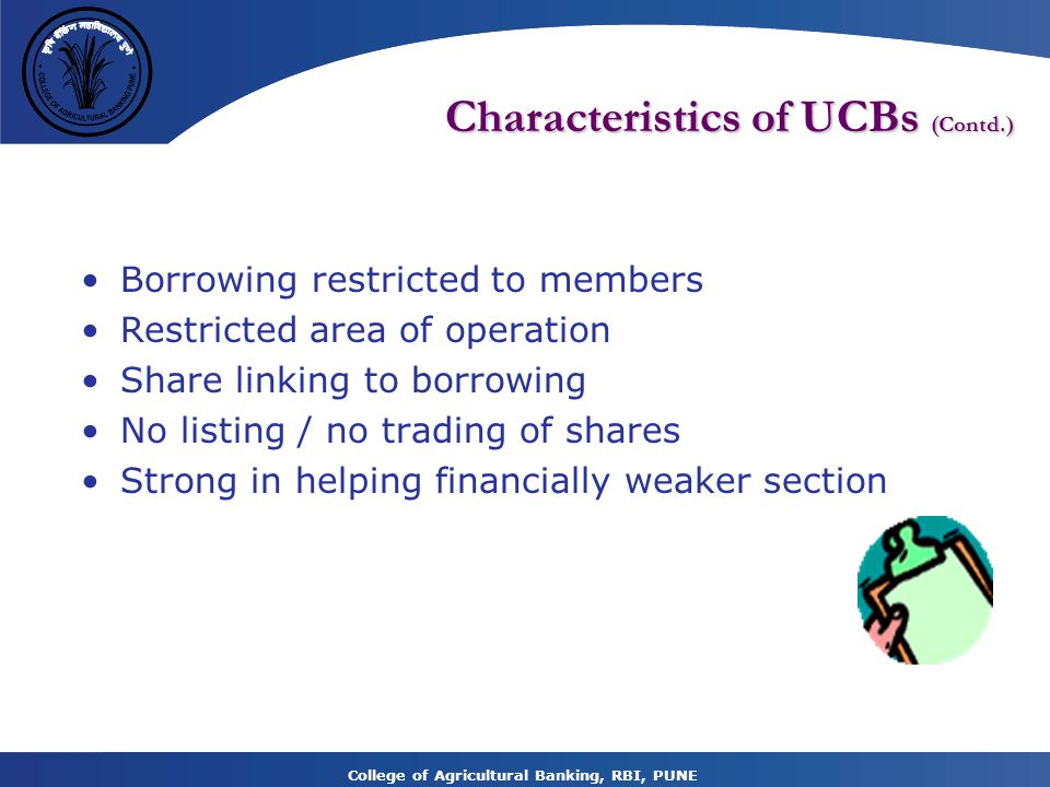 Regulation And Supervision Of Urban Cooperative Banks Ppt Download