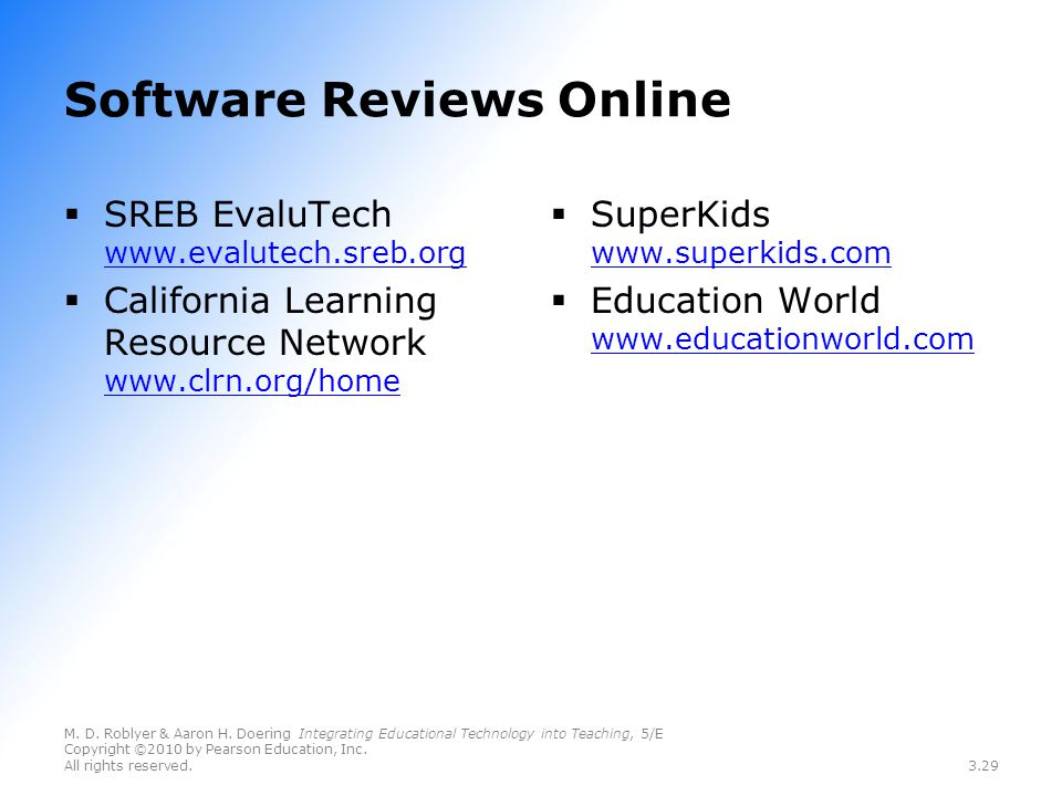 Teaching with Instructional Software - ppt download