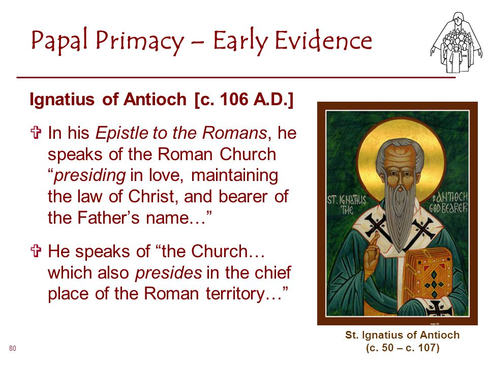 History of the Catholic Church A 2,000-Year Journey - ppt