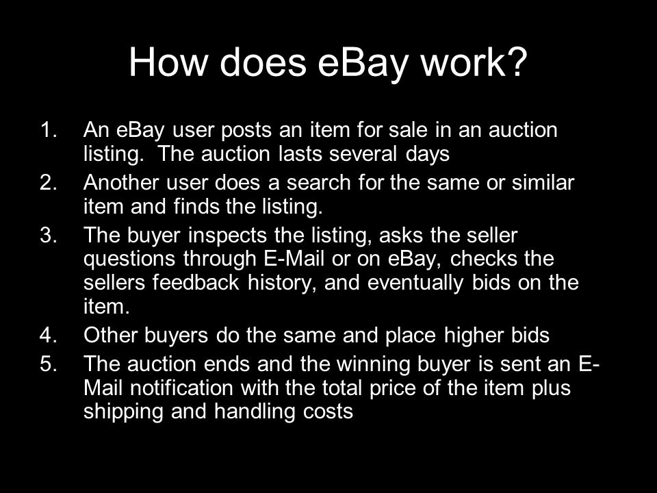 Buying on  - ppt download
