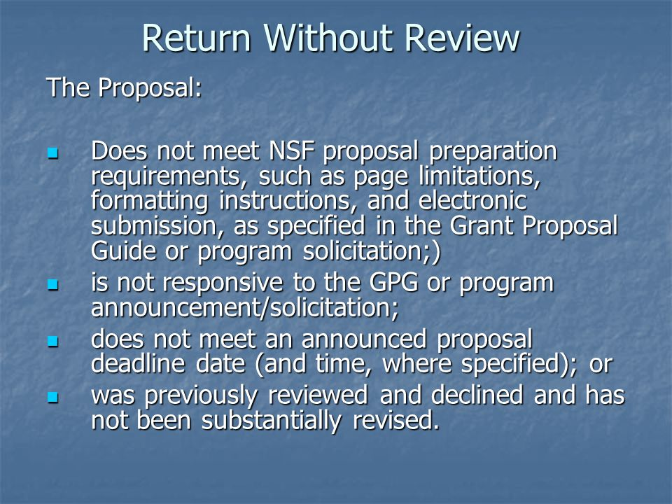 nsf research proposal essay Research proposalnsf research proposal example - smart recommendations to nsf research proposal example - instead of having trouble about essay writing get the needed help here instead of wasting time in unproductive attempts nsf research proposal example - get for best paper writing nsf research proposal example - 100% academic essay.