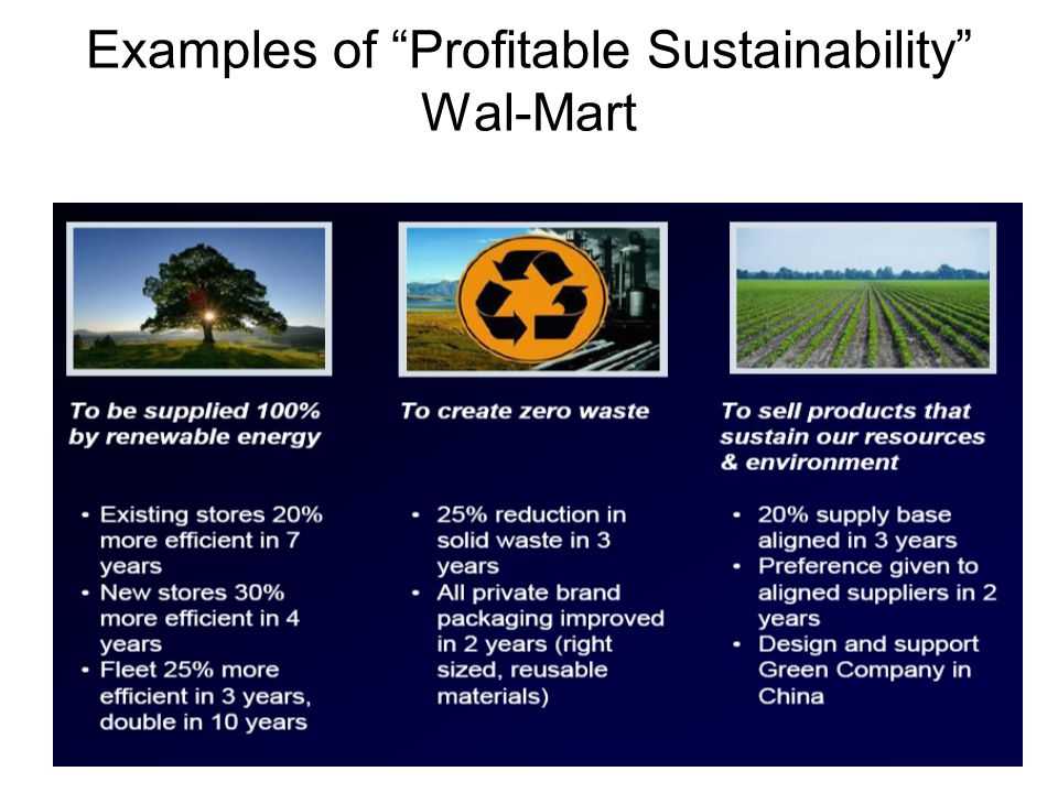 Environmental Sustainability Operations Management Ppt Download