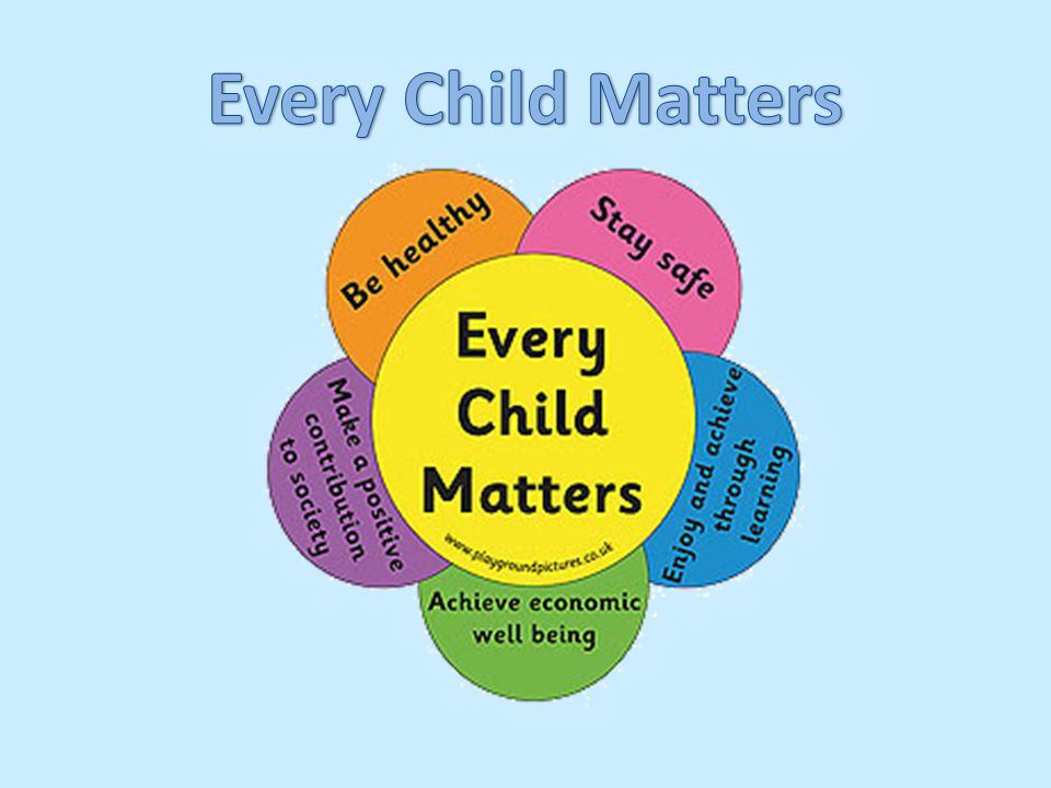 every child matters book