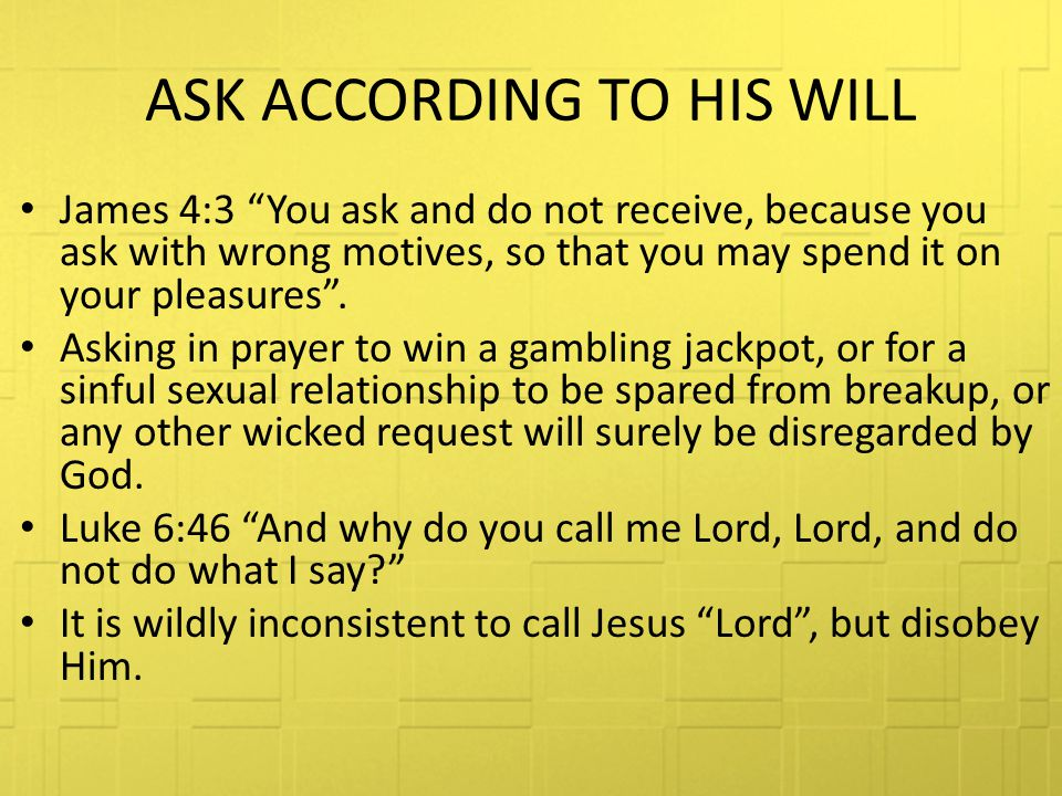"""ASK Matthew 7:7-8 """"Ask, and it shall be given to you"""