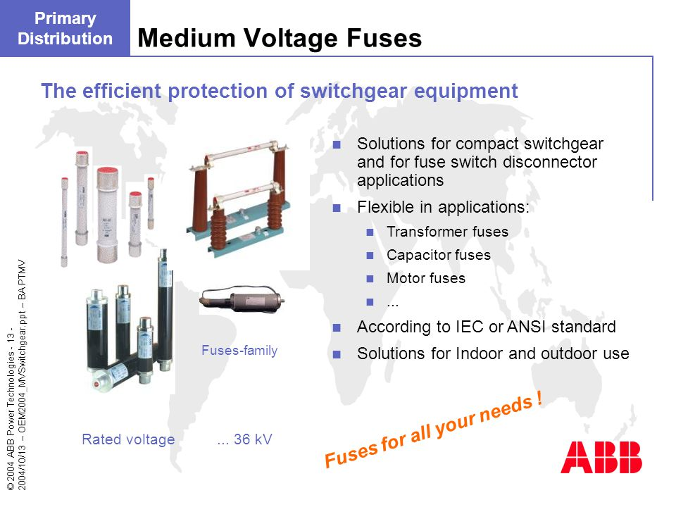 Medium Voltage Switchgear - ppt video online download