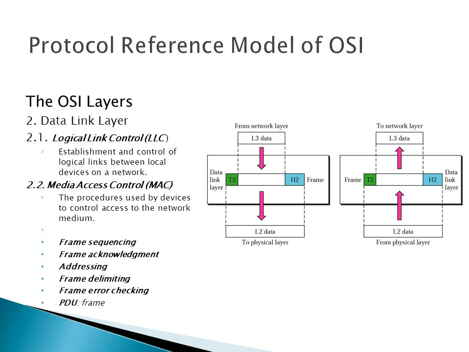 Protocol reference model of osi ppt video online download protocol reference model of osi ccuart Gallery