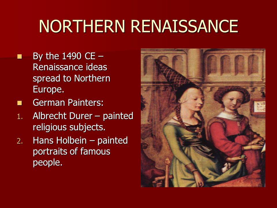 northern renaissance religion