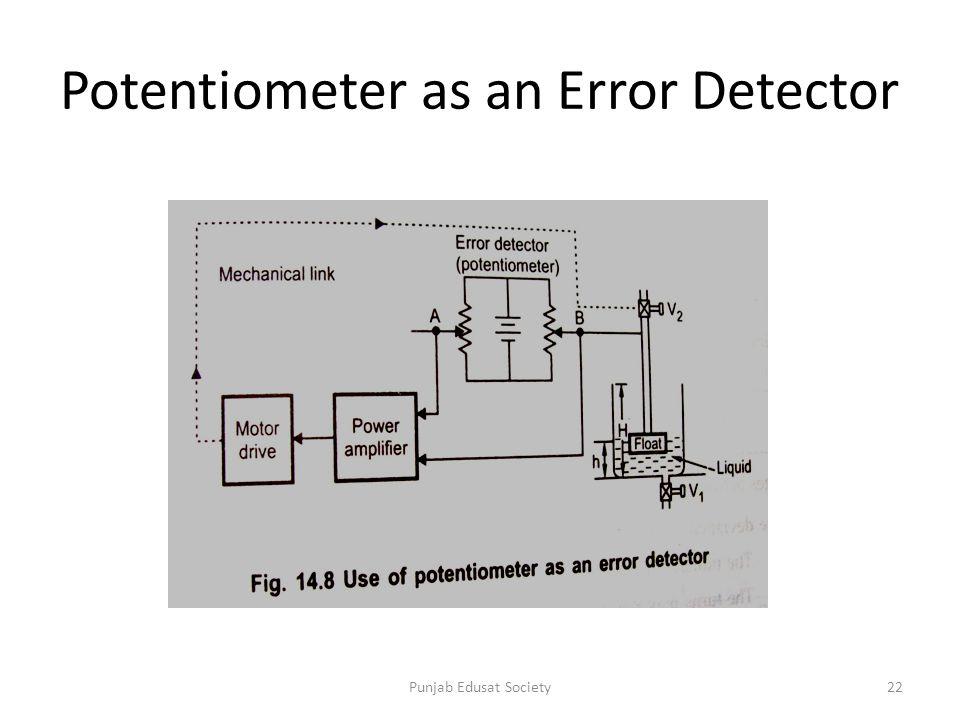 Control Components Er. H.S. Dhaliwal Assistant Professor, - ppt ...