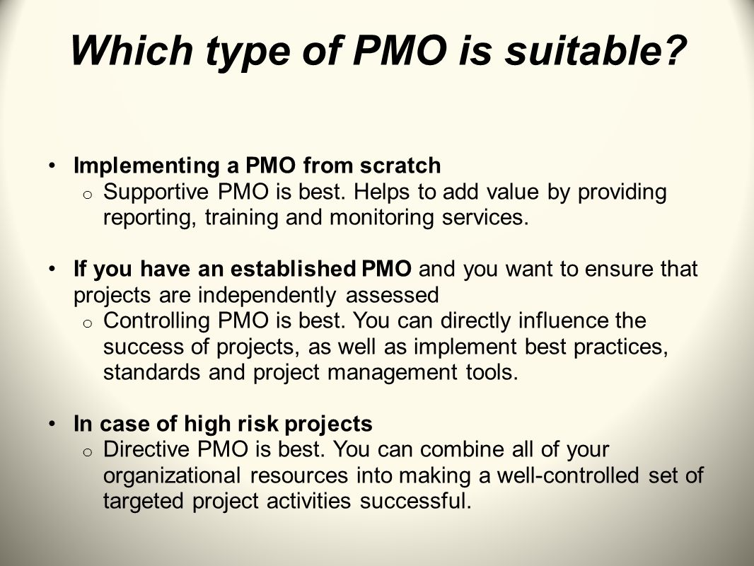 Programproject Management Office Pmo Ppt Video Online Download