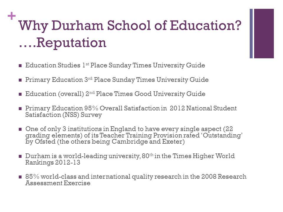 Good university guide rankings 2012.