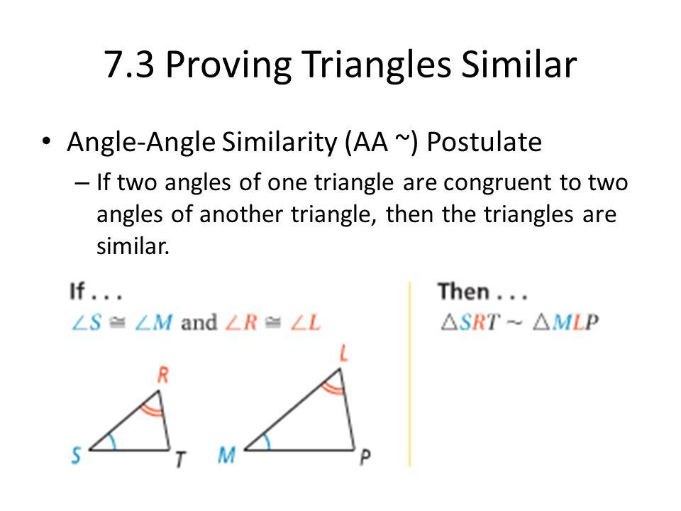 Worksheet 27 Proving Triangles Similar Sewdarncute