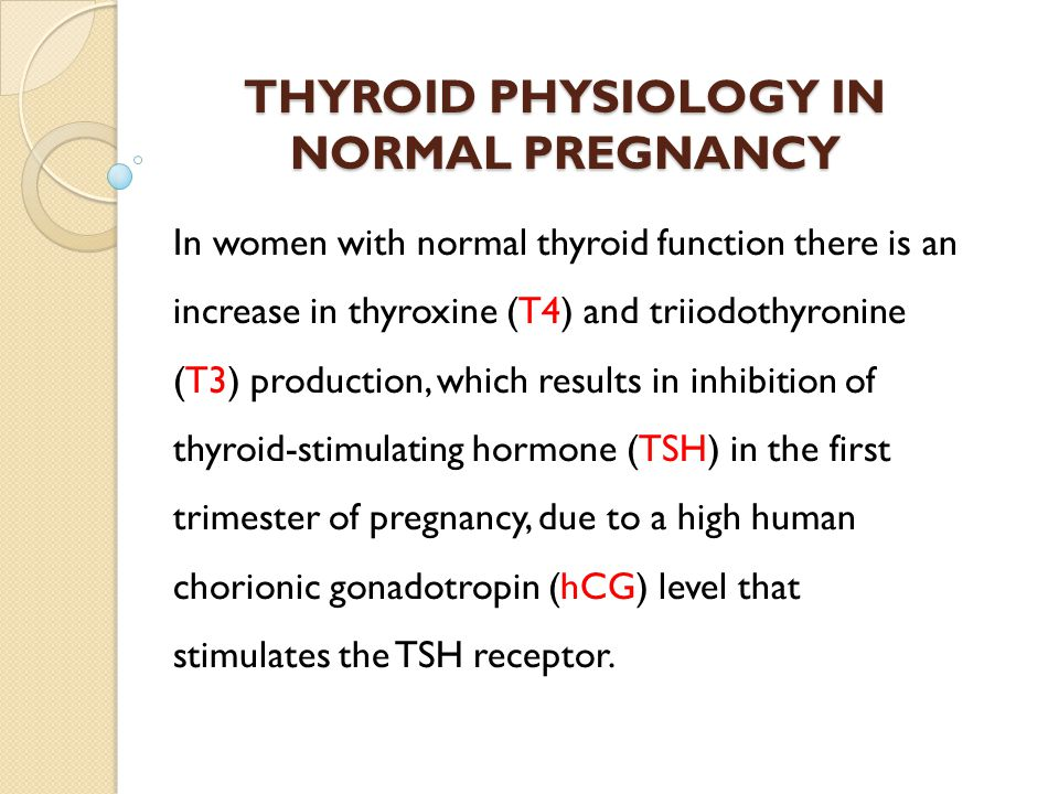 Thyroid Disorders Pregnancy Ppt Video Online Download