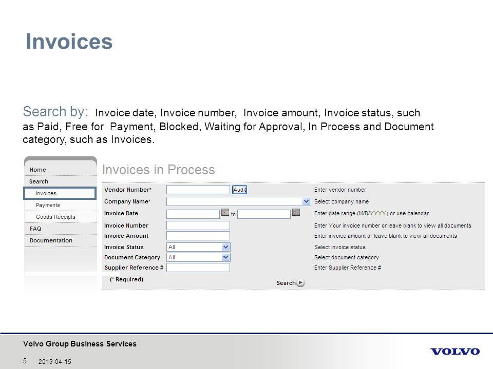 Welcome To Viewing Vendor Invoice Vvi Ppt Download