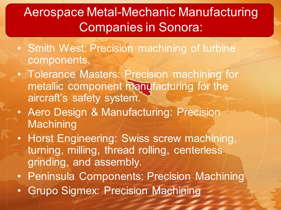 Aerospace Industry  - ppt download