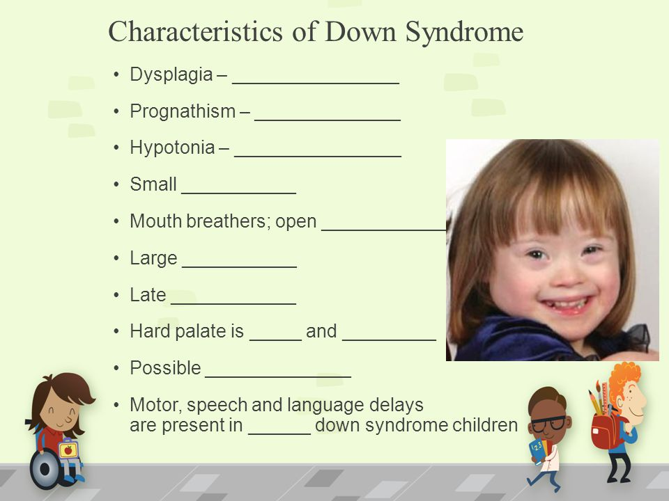 Chapter 2 Syndromes Developmental Disabilities And Motor And