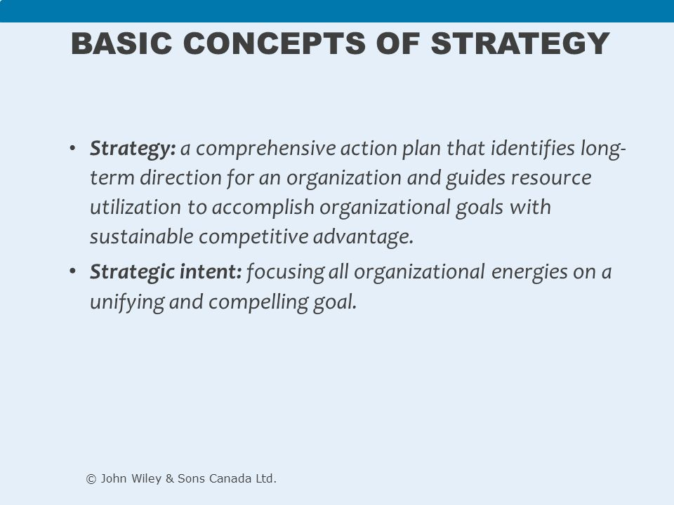 all corporate strategy identifies the set Strategy & corporate finance  though the full set of choices hadn't yet been identified  the building blocks of strategy shed fresh light on what strategic .