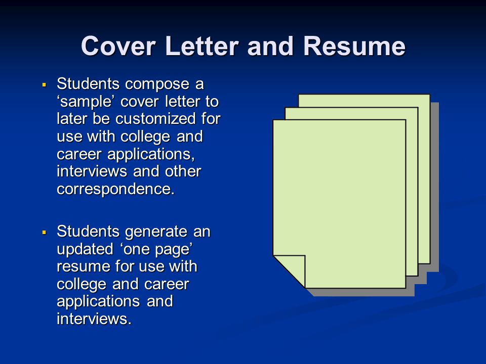 Career Portfolio Project Ppt Video Online Download