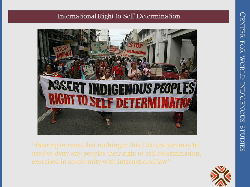 Center for world indigenous studies