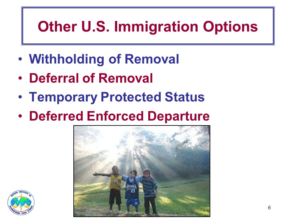 Other U.S. Immigration Options