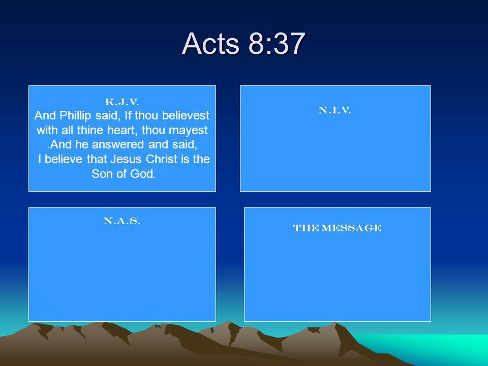 Bible Verse Comparisons - ppt download