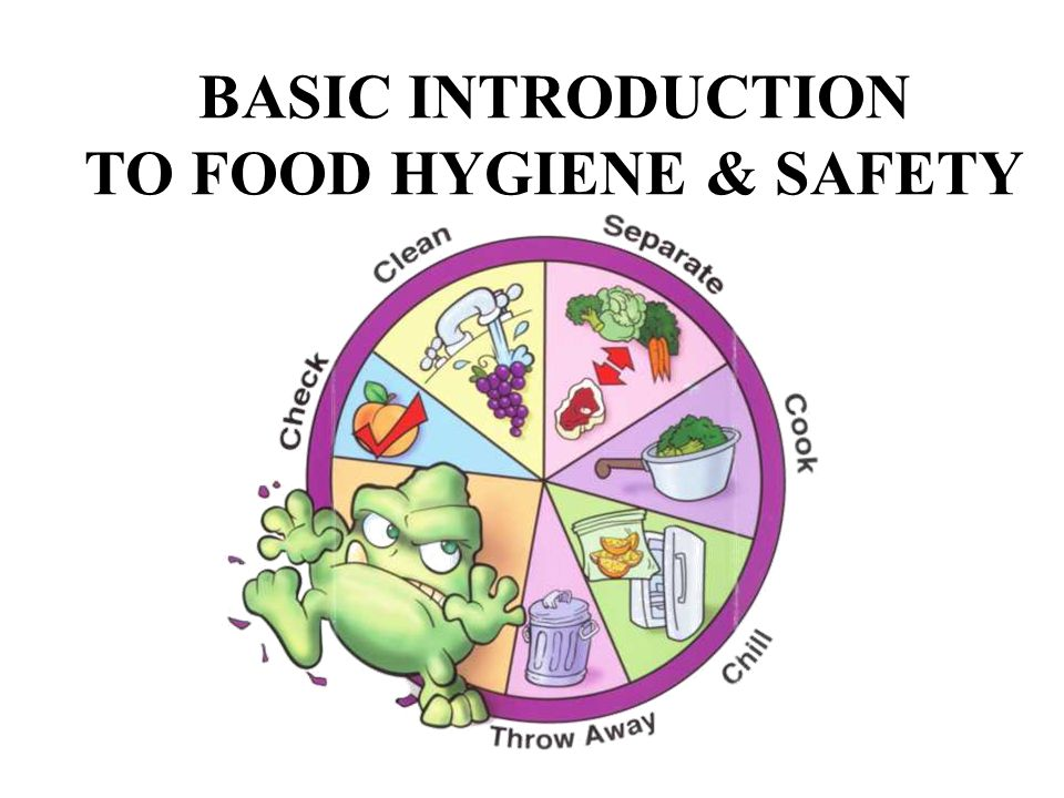 An Introduction To Food Safety And Hygiene In The Kitchen