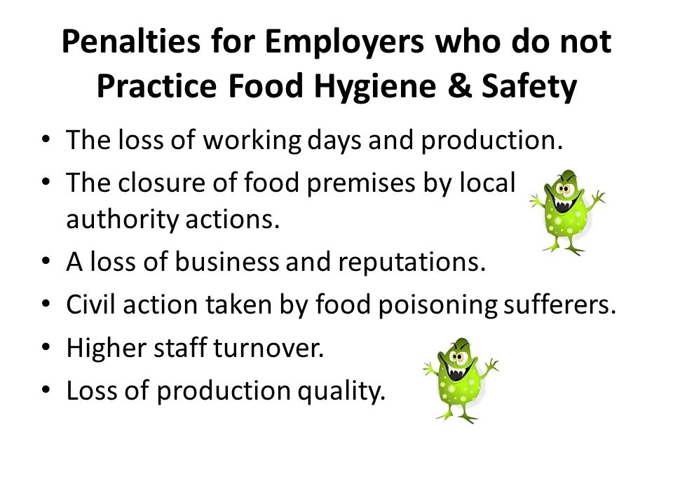 BASIC INTRODUCTION TO FOOD HYGIENE & SAFETY - ppt video