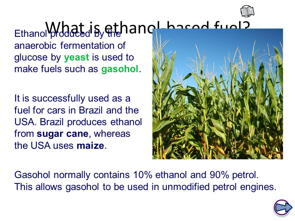 What is ethanol-based fuel