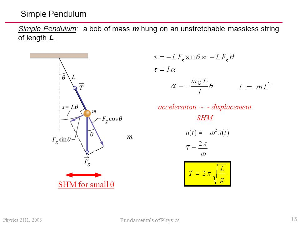 Fundamentals of Physics - ppt video online download