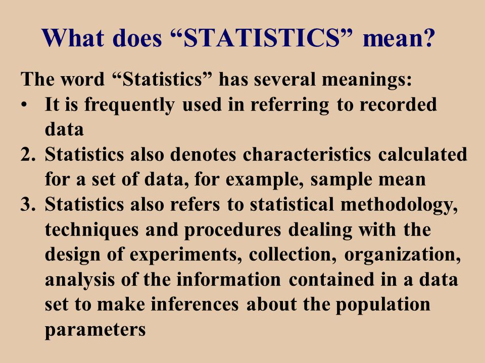 Introduction to Biostatistics - ppt video online download