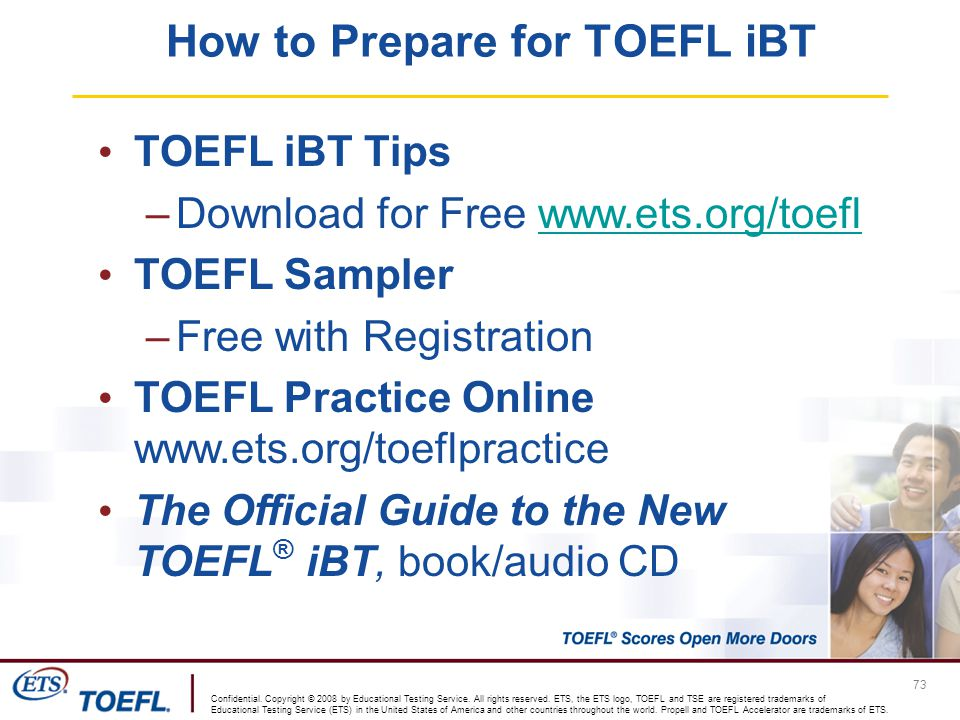 Free Toefl Practice Tests Online