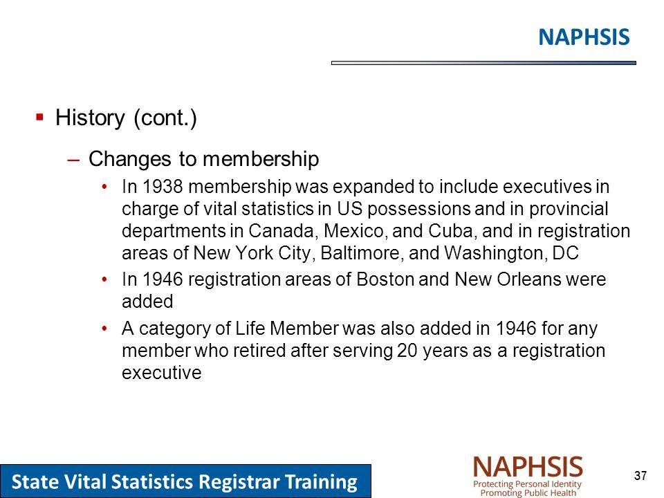 State Vital Statistics Registrar Training Ppt Download