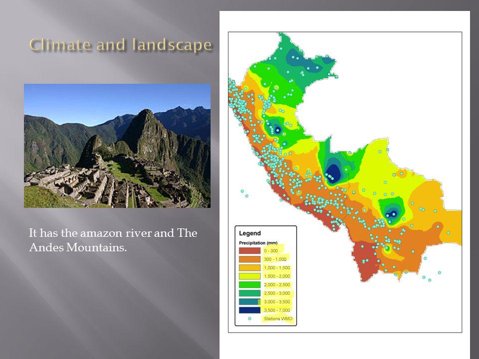 Peru By Brandon K. and Nick J. - ppt download