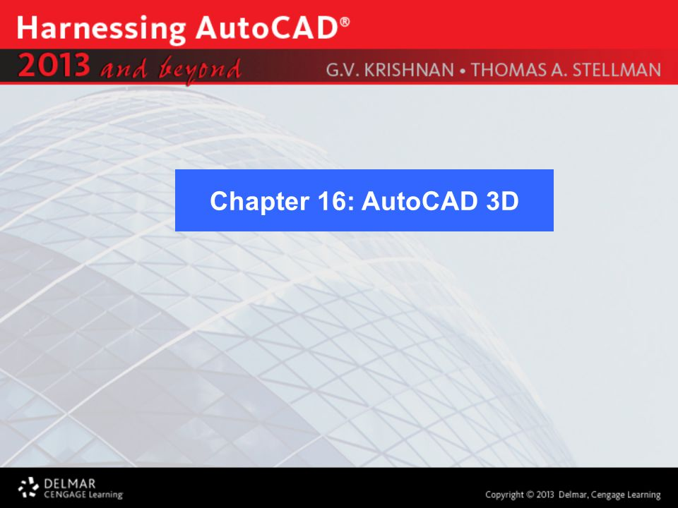chapter 16 autocad 3d ppt download rh slideplayer com Western CPE Self-Study Self-Study South Korea