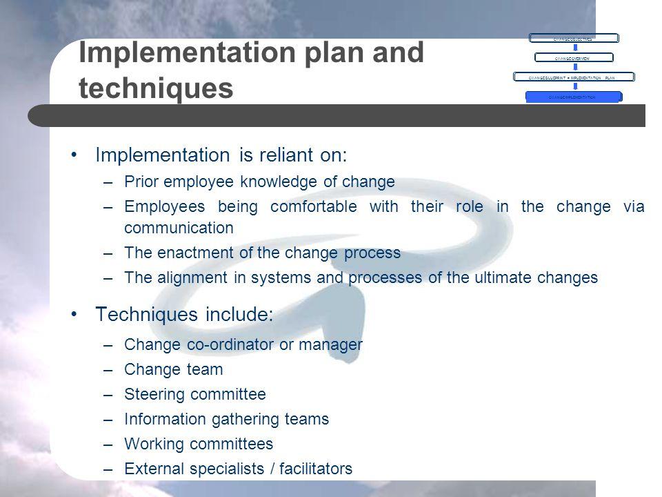 CHANGE MANAGEMENT. - ppt download