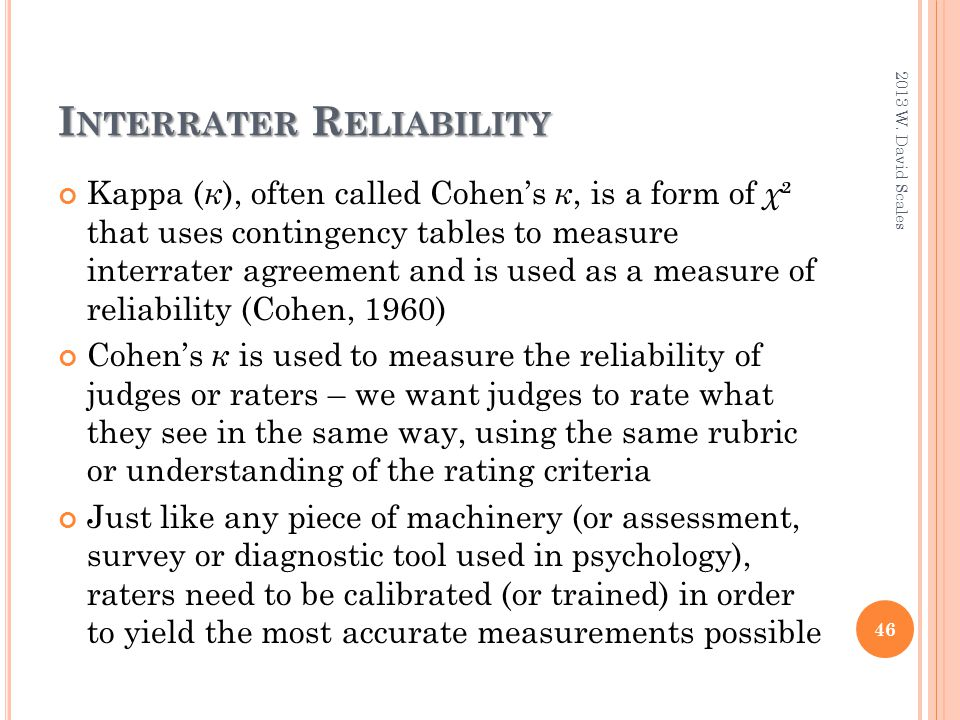 Part 2 Reliability Validity Ppt Download