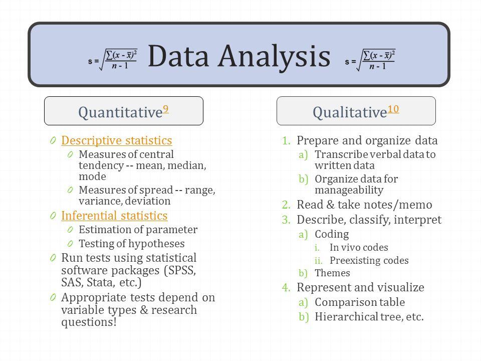 dissertation using descriptive statistics Descriptive statistics is used to say something about a set of information that has been collected only inferential statistics is used to make predictions or comparisons about a larger group (a population) using information gathered about a small part of that population.
