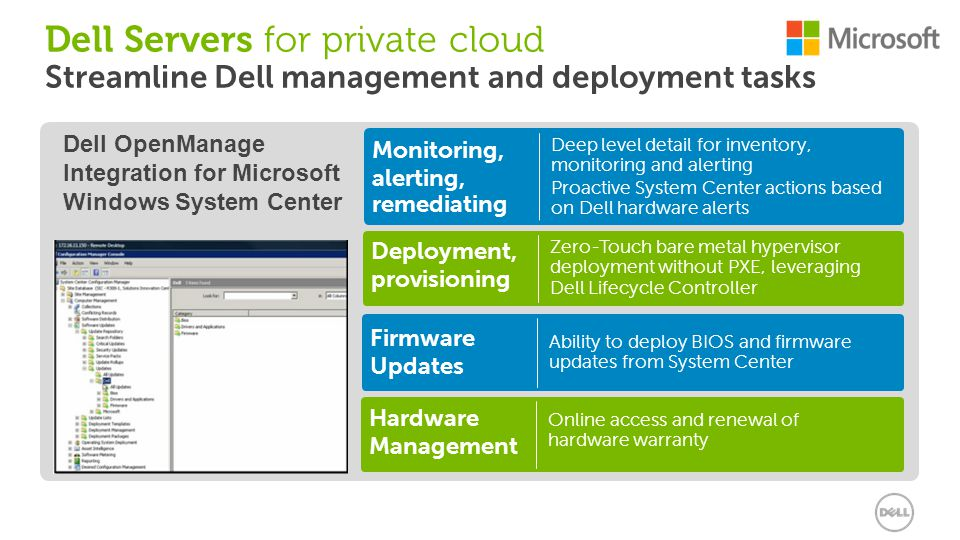 Dell Lifecycle Controller In Use